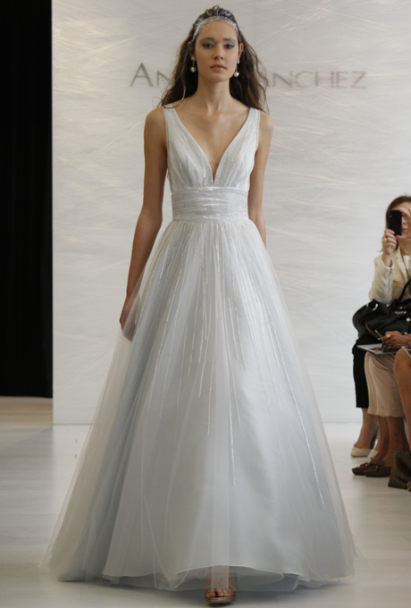 INSPIRED BY: ANGEL SANCHEZ – BRIDAL COLLECTION SPRING 2013 ...